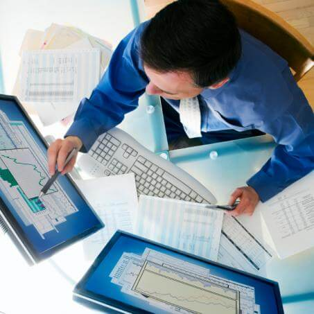 como fazer a gestão financeira de uma empresa