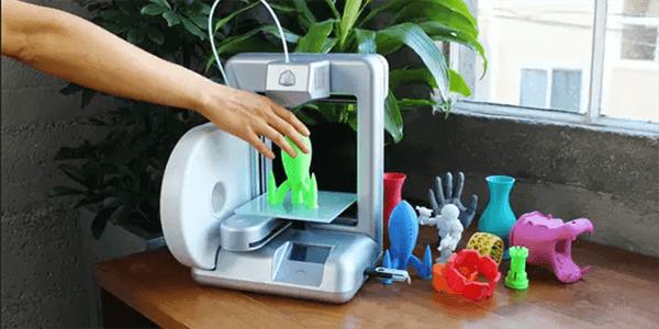 impressora 3D vantagens