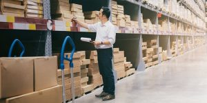 Indicadores de estoque e logística