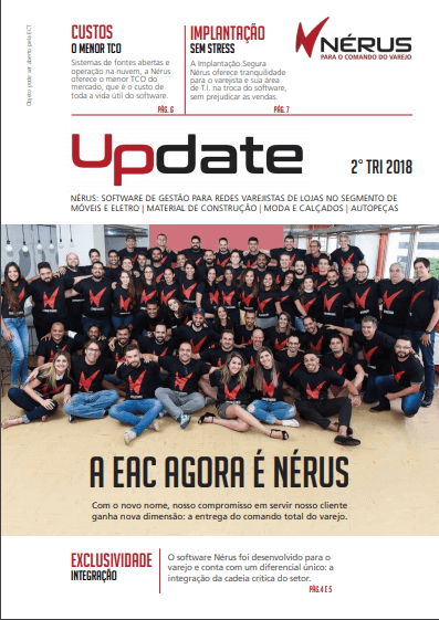 Revista update nerus a eac agora e nerus