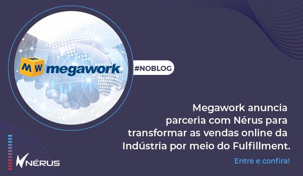 Megawork anuncia parceria com Nerus